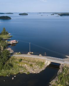 See a nice view to the Finnish archipelago in the eastern part of Gulf of Finland. Did you know that this archipelago is the world´s largest? Baltic Sea, Drone Photography, Archipelago, Nice View, Travel Photos, Identity, Scenery, Culture, Landscape