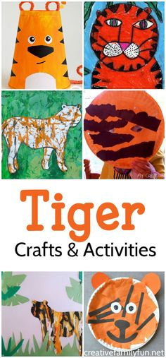 Fun kids crafts, act