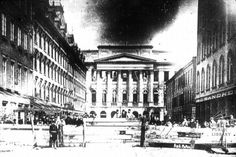 Courthouse Riot in 1884