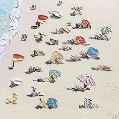 "22.9 k gilla-markeringar, 104 kommentarer - Avant Arte (@avant.arte) på Instagram: ""Beach by Sally West #sallywest"""
