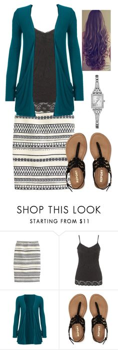 """""""Teal Aztec (night 3, service) Camp Peniel"""" by jen1301 ❤ liked on Polyvore featuring J.Crew, maurices, Aéropostale, GUESS and RetreatsCampsAndMore"""