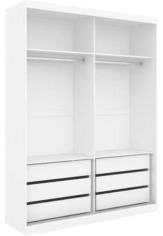 Bedroom Closet Storage, Dressing Room Closet, Bedroom Closet Design, Master Bedroom Closet, Home Room Design, Bedroom Cupboard Designs, Bedroom Cupboards, Wardrobe Door Designs, Closet Designs