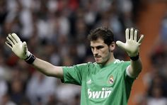 Iker Casillas (Spain) - Real Madrid, Porto.