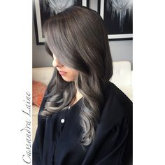 ***FORMULA*** I prelightened my guest to levels 8's, 9's and 10's. Then I used 6a PM Shines with blue shots at the base blended into 8a with Blue and Violet Intensifier Color XG