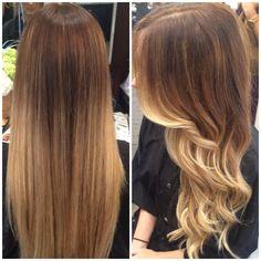 dirty blonde ombré hair pinterest