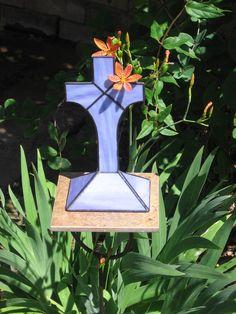 Gift Cross Pattern by TexasGlassMaster on Etsy