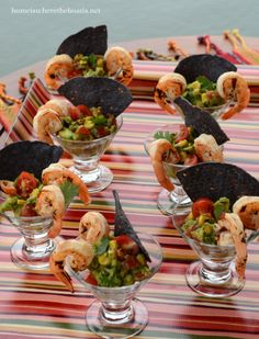 Home is where the Boat is blog...Grilled Chipotle Shrimp