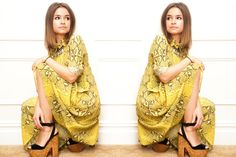 Miroslava Duma. One of my style icons.