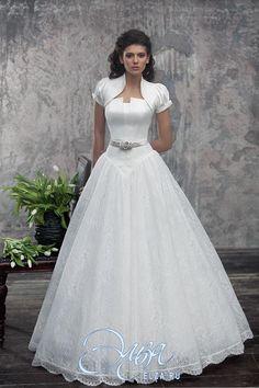 Cвадебное платье Мира (Bizar Atelier)