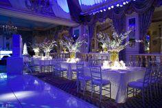 Top 5 Glamorous Wedding Themes   wedding glitz
