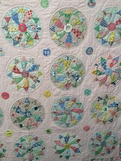 Sugar Plum quilt pattern by Judy Newman of A Very Fine House
