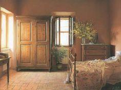 Tuscan bedroom decor ideas