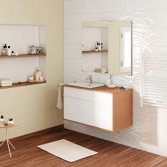 50 Fotos de móveis para casa de banho pequena ~ Decoração e Ideias - casa e jardim