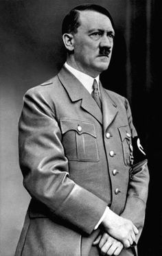 Adolf Hitler. 1937.