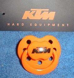 KTM hard equipment ...