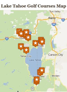 33 Best Golf Lake Tahoe images