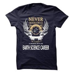 favorite Names I Am An Earth Science Career T-Shirts