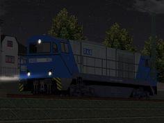 Diesellokomotive G2000 RBH-902