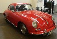 Porsche 356 SC Coupe