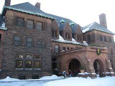 James J Hill House in St. Paul, Minnesota