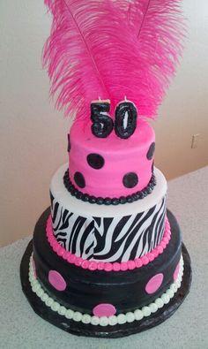 Zebra N pink