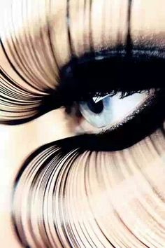 Smoked out lashes