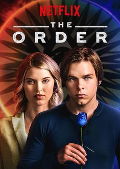 The Order Netflix Tv Series - Popular Netflix Movies,Series and Cartoons Suggestions Hd Movies Online, Tv Series Online, Web Series, Series Movies, Movies And Tv Shows, Tv Series To Watch, Shows On Netflix, Netflix Movies, Movie Tv