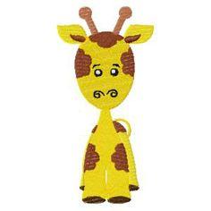 Giraffe from Applique Hut