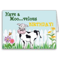 Image from http://rlv.zcache.ca/happy_birthday_cow_flowerscustomizable_card-r5c5ed78aad8a408a9a1de4e612543a25_xvuak_8byvr_324.jpg.