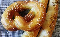 hierbas y especias: panes de fiesta: Brezeln & Salzstangerln