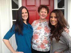 Three Generations of beauty.