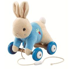Peter Rabbit - Peter Rabbit Pull-Along