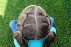 top of hair