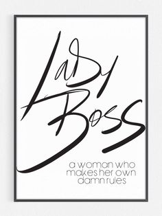Quotes for the girl-getters and all things glam, pretty and boss. Wear your crown girl and wear it. Boss Up Quotes, Me Quotes, Motivational Quotes, Inspirational Quotes, Be Your Own Boss, Like A Boss, Zodiac Facts, Boss Babe, Woman Quotes