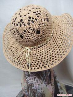 Шляпа Bon Voyage