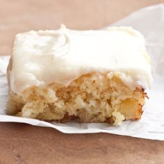 Sweet Treats and More: Pineapple Cake with Cream Cheese Frosting