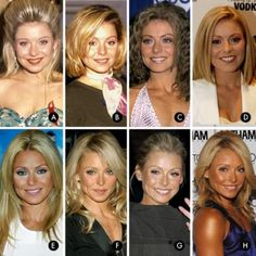 kelly ripa plastic surgery - Google Search Facelift Before And After, Botox Before And After, Rhinoplasty Before And After, Celebrities Before And After, Kelly Ripa, Priscilla Presley Plastic Surgery, Nose Surgery, Celebrity Plastic Surgery, Victoria Secret Outfits