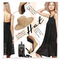 Summer Hats 6 by paculi on Polyvore featuring Nordstrom and summerhat