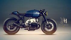 Klassik Bikes — caferacergram: @caferacergram by CAFE RACER...