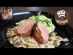 Steak, Pork, Youtube, Anna, Foods, Roast Beef, Kale Stir Fry, Food Food, Food Items