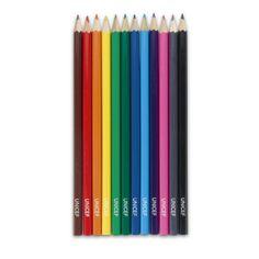 Un set di simpatiche matite colorate per colorare il mondo.  http://regali.unicef.it/index.php/biglietti-e-regali/cartoleria/matite-colorate.html
