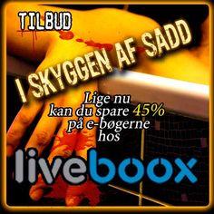 31 kroner for den nye e-bog!   Det er nu og her, på Liveboox  http://us7.campaign-archive2.com/?u=52461a99bd276b60bfbf58d5d&id=b317cd48e5&e=48d006ff06