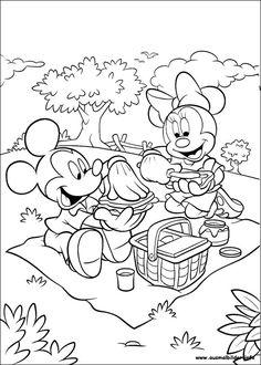 Die 72 Besten Bilder Von Minnie Mickey Maus Anniversary Parties