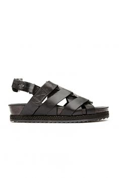 ELIA SANDALS V1 - SS15 Womenswear, Shoes - Surface to Air online store
