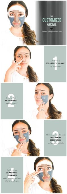 Get the scoop on multi-masking, just right for those with combination skin.