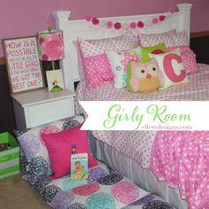 Cami's Big Girl Room - Details – Ellery Designs