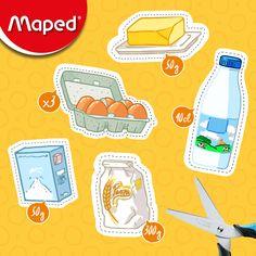 La #Chandeleur, c'est demain ! Vous avez oublié la recette des crêpes ? Voici la nôtre    Et pour la conserver, suivez notre tuto ➡ www.maped-creatives.com/diy-chandeleur/