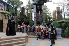 7 – Star Wars Guided Tour If you love Walt Disney World's guided tours, and you're an enthusiastic . Disney World Guide, Disney World News, Walt Disney World, Jedi Training Academy, Disney Star Wars, Hollywood Studios, Disney Family, New Shows, Disney Vacations