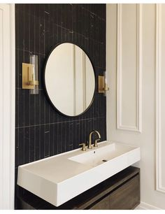 Stunning use of the Nero Marquina Black Marble subway tiles! We love getting room scene photos from our customers! We carry a whole range of premium Black Marble field, subway tiles, mosaics and trim. Black Marble, Bathroom Inspiration, Black Marble Tile, Black Subway Tiles, Shower Design, Bathroom Design Small, White Paneling, Marble Subway Tiles, Black Marble Bathroom