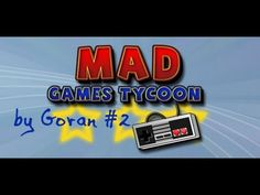 Mad Games Tycoon Game of the Year and bonus - YouTube